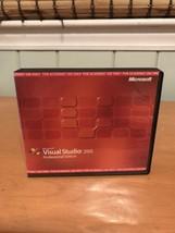 Microsoft Visual Studio 2005 Professional Edition Academic, with product... - $29.99