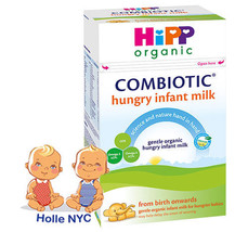 HiPP Combiotic Hungry Infant Milk Formula UK 800g FREE PRIORITY SHIPPING... - $34.95
