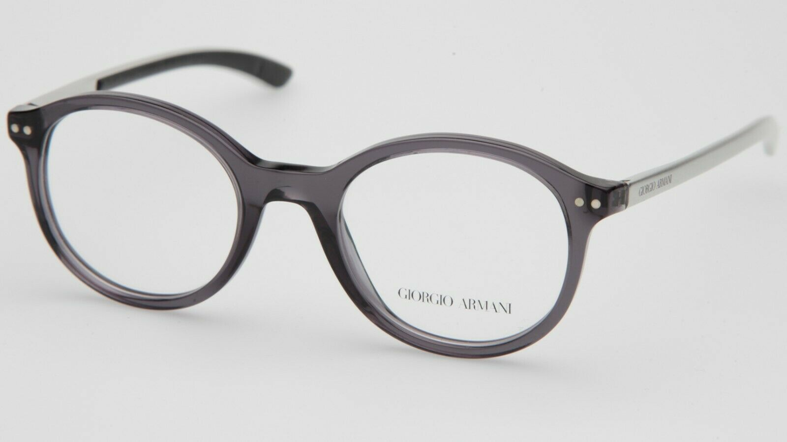Primary image for New GIORGIO ARMANI AR7065-Q 5029 Grey EYEGLASSES FRAME 48-19-145mm B42mm Italy