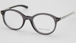 New GIORGIO ARMANI AR7065-Q 5029 Grey EYEGLASSES FRAME 48-19-145mm B42mm... - $123.74