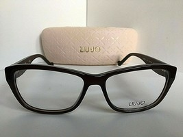 New LIU JO LJ 2603R 210 Brown 53mm Women's Eyeglasses Frame  - $99.99