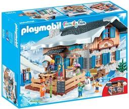 PLAYMOBIL 9280 Ski Lodge - $125.47