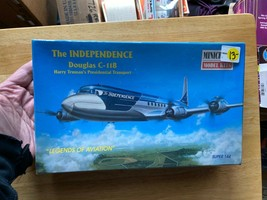 Minicraft The Independence Douglas C-118 Model Kit 1/144 - $9.49