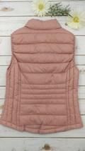 Women's Vest In Mauve image 2