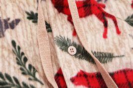 Men's Flannel Fleece Drawstring Sleep Lounge Pants Super Soft Pajama Bottoms image 7
