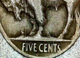 Buffalo Nickel 1924, 1924 and 1924 D AA20BN-CN6082 image 4
