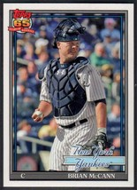 2016 Topps Archives Brian McCann #270 New York Yankees - $0.89