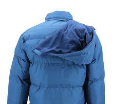 Boys Kids Juniors Heavyweight Puffer Winter Jacket with Removable Hood BIGBEARJR image 10