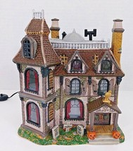 Lemax Pumpkin Hollow The Alford Mansion - Lighted - 2003 - €23,92 EUR