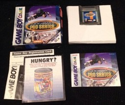 Tony Hawk's Pro Skater Game Boy Color GBC Game Complete Skateboard  Cool - $7.50