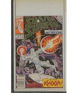 Silver Surfer #68 1992 Esquire Neckties Cover Card RARE! - $18.58