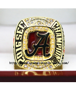 Copper High Quality 2016 Alabama Crimson Tide SEC Championship Ring - $45.00