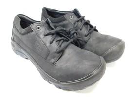 Keen Austin Size 10 M (D) EU 43 Men's Lace-Up Oxford Casual Shoes Black 1019510 - $73.45