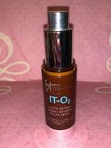 It Cosmetics IT-O2 Ultra Repair Liquid Oxygen Foundation Medium *Read Desc* - $51.47