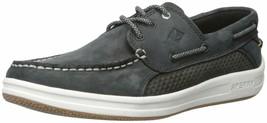 Sperry Top-Sider Men's Gamefish 3-Eye Boat Shoe Black 7 M US - $75.66