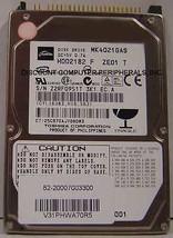 "Toshiba MK4021GAS HDD2182 40GB 2.5"" IDE Drive Free USA Ship  Our Drives ... - $15.86"