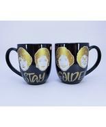 BRAND NEW Zak Designs Golden Girls Stay Golden Coffee Mug - $19.79