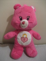 "CARE BEARS ""secret bear"" plush doll 14"" 2015 - $16.98"