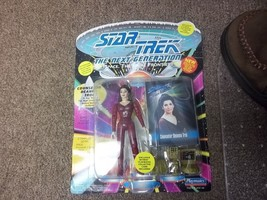 1993 - STAR TREK - THE NEXT GENERATION - COUNSELOR DEANNA TROI - PLAYMATES - $10.49