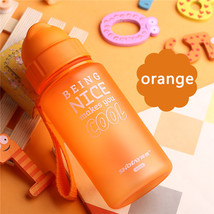 Transhome Water Bottle With Straw 400ml High Quality Kids Healthy Baby T... - $274,40 MXN