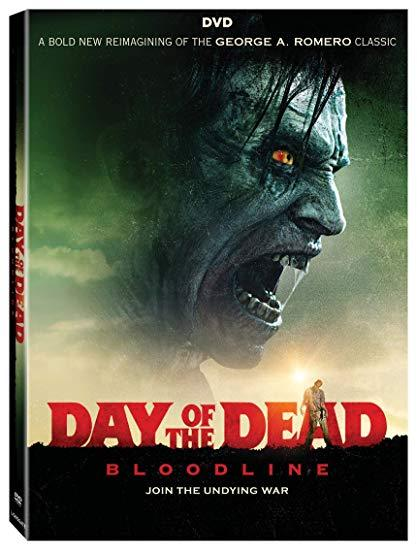 Day Of The Dead: Bloodline DVD