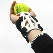 Tennis Ball Machine Practice Serve Training Tool Correct Wrist Posture P... - $34.82
