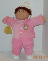 Vintage 1983 Coleco Cabbage Patch Kids Plush Toy Doll CPK Xavier Roberts... - $52.60