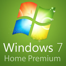Microsoft Windows 7 home premium activation key License for 32/64 bit di... - $12.99