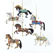 Carousel Horses Ornament - $22.95