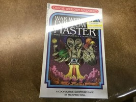 Z-Man Games Choose Your Own Adventure Board Game - War With The Evil Power - $8.00
