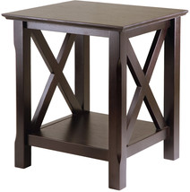 Winsome Wood 40420 Xola Occasional Table, Puccino - $9,999.00