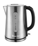 Magic Chef MCSK17SS 1.7-Liter Electric Kettle - $51.37