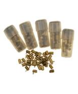 100 pcs. Cartridges Berloque Xythos Maus pinfire gun caps key ring 2 mm.... - $99.00