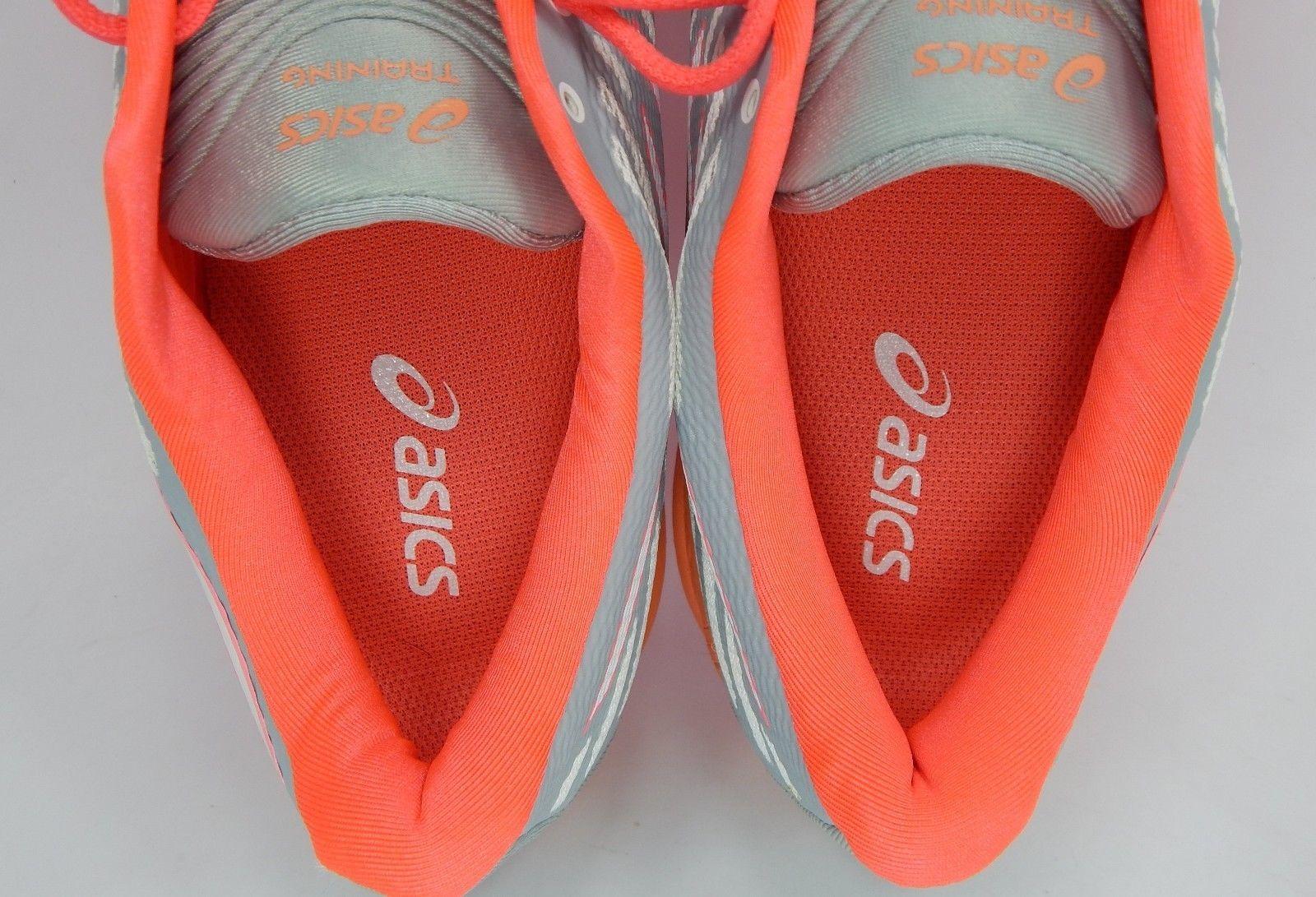 Asics FuseX TR Size 9 M (B) EU 40.5 Women's Cross Training Shoes Gray S663N