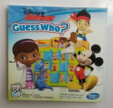 Disney Junior Guess Who Board Game 2013 Hasbro - $14.01
