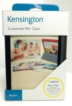Kensington Customize Me Case for iPad Air Free Skinit Decal *H - $5.94
