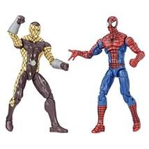 Marvel 3.75IN Marvels Shocker and Spiderman Action Figure  - $33.57