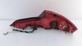06-07 Infiniti G35 2DR Coupe LED Tail light Lamp Driver Left LH image 9