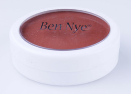 Ben Nye Creme Foundation M-1 Lite Bronze .5 oz/14 gr NIB