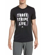 adidas Men's ClimaLite® Graphic T-Shirt, Size XL, MSRP $25 - $15.83