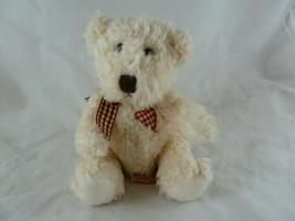 "Russ Berrie 5"" Plush Teddy Bear True Heart  The Heartwarmer Collection V... - $7.42"