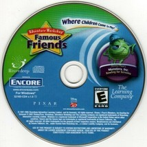 Monsters Inc. Bowling for Screams (Ages 6+) (PC-CD, 2005) - NEW CD in SLEEVE - $3.98