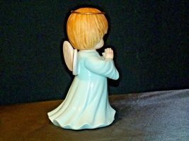 Ceramic Angel With Halo AA-191730 Vintage Collectible image 5