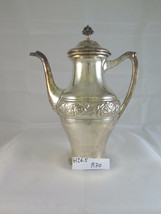 Antique Teapot Coffee Pot Sheffield Denmark First Movecento Branded R70 - $187.46