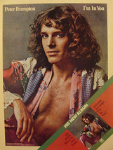 1977 PETER FRAMPTON I'm In You Album Promotional Print Ad -Color - $9.99