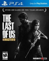The Last of Us Remastered - $19.50