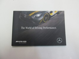 2016 Mercedes Benz AMG The World of Driving Performance Sales Brochure M... - $15.24