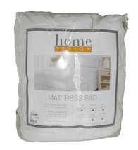 New Home Design King Mattress Pad Diamond Quilted Classic - $39.15