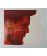 Elvis Presley Christmas Duets CD - 2008 RCA Nashville - $9.99