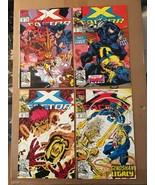 X-Factor 80 81 82 83 1986 Marvel Comic Book Lot VF/VF Condition X-MEN - $4.54